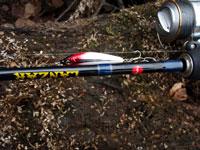 Воблерная рыбалка на лесных прудах