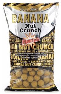 Бойлы Dynamite Baits Banana Nut Crunch
