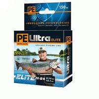 Плетеный шнур PE ULTRA ELITE M-8 жильный