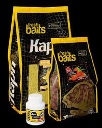 Карповые насадки FRESH BAITS (новинка)