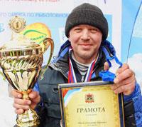 Александр Обухов мастер спорта