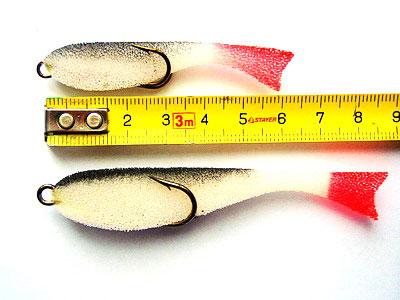 Как сделать форму для изготовления поролоновых рыбок