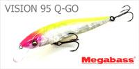 Воблер Megabass Vision95 Q-GO