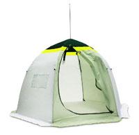 Зимние палатки зонтичного типа