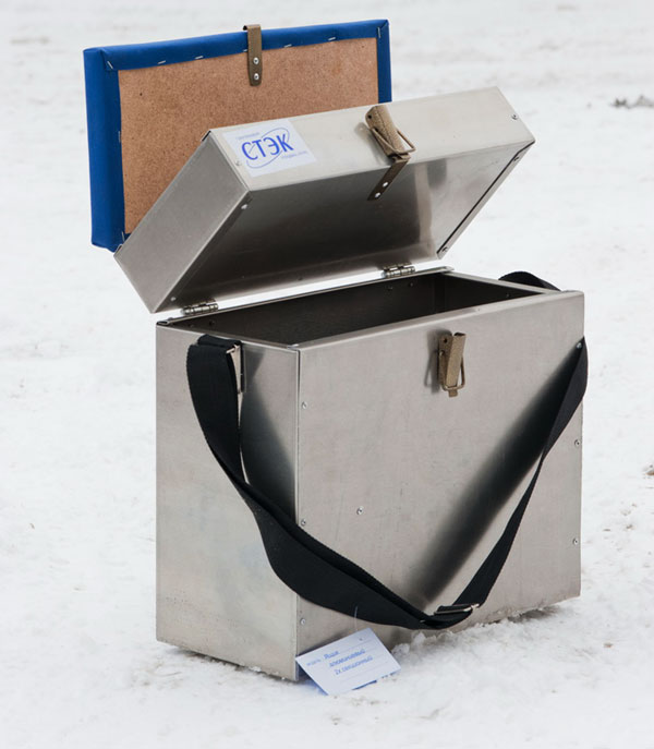 рыбацкий ящик фото
